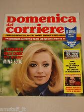 DOMENICA DEL CORRIERE=1974/21=RAFFAELLA CARRA=ADALBERTO MARIA MERLI=BARZIZZA=