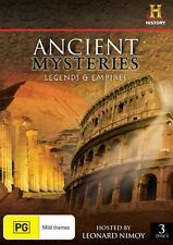ANCIENT MYSTERIES (DVD, 2010, 3-Disc Set) NEW