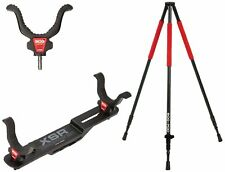 BOG Super Steady Tripod Kit For Hunting Shooting Outdoors Lightweight NEW