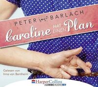 PETER BARLACH - CAROLINE HAT EINEN PLAN   4 CD NEW