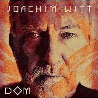 JOACHIM WITT - DOM; 2 VINYL LP + CD  11 TRACKS DEUTSCH-POP  NEU