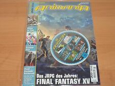 Animania Magazin + DVD FSK 16 Ausgabe 6/2016 NEUWERTIG!