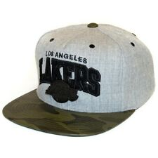 Mitchell & Ness Snapback Lux Camo LA Lakers grey/camouflage