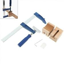 Fret Press Tool Kit Fret Insert Luthier Press Tool & 2 Wooden Soundhole Cauls