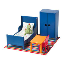 Doll's House Furniture, bedroom Ikea HUSET