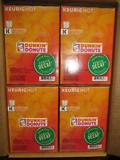 "96 Count Dunkin' Donuts ""Dunkin' Decaf"" K-Cups Best Buy March 12, 2018"