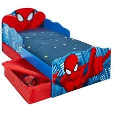 Letti con materassi blu Disney per bambini