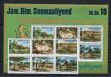 Somalia 251/56 Block 4 postfrisch / Tiere ................................1/1115