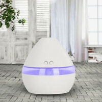 Ultrasonic Aroma Aromatherapy Diffuser Oil Air Humidifier Essential LED Type Hot