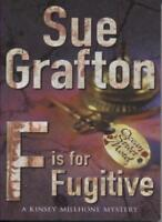 F Is for Fugitive By Sue Grafton. 9780330455558