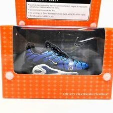 NIKE Classics Commemorative Shoe Air Max Plus Hyper Blue BOWEN DESIGNS NIB