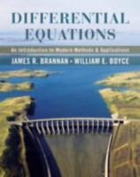 Differential Equations : An Introduction to Modern Methods and Applications...