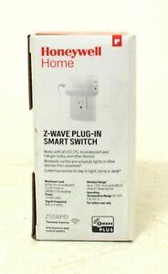 Honeywell Z-Wave Plug-In Smart Switch