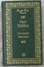 LOS SANTOS INOCENTES - MIGUEL DELIBES - GRANDES ÉXITOS PLANETA 1994 - VER