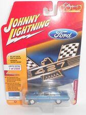 Johnny Lightning Classic Gold 1964 Ford Thunderbolt Blue 2018 NEW