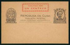 Mayfairstamps Habana 2c Mint Stationery Card wwo90441