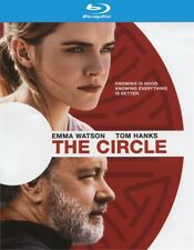 The Circle (Blu-ray Disc ONLY, 2017)