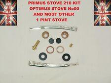 PRIMUS STOVE No 210 OPTIMUS No 00 REPAIR KIT WASHER KEROSENE STOVE CAMPING STOVE