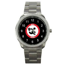 Chuck Nerd Herd TV Series Logo #J01 Sport Metal Watch