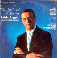 Eddy Arnold The Last Word In Lonesome RCA Victor LSP-3622 Vinyl, LP, Album