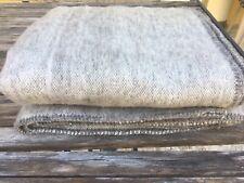 wool blend blanket