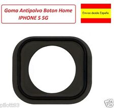 Goma Antipolvo Boton Home para Iphone 5