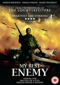 My Best Enemy DVD FROM PRODUCERS OF COUNTERFEITERS - REGION 2
