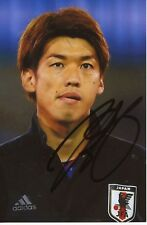 Yuya Osako  Japan   Fußball  Foto original signiert 380635