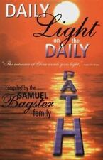 Daily Light On The Daily Path, BAGSTER SAMUEL, Good Book
