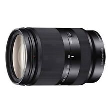 USED Sony E 18-200mm f/3.5-6.3 OSS LE SEL18200LE Excellent FREE SHIPPING