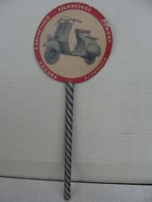 Vespa faro basso 1951 oggetto promozionale pubblicità Vespa Spagna old scooter