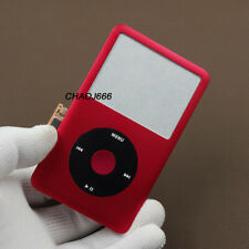 Red Faceplate Fascia Housing Cover Clickwheel for iPod 6th Classic 80/120/160GB