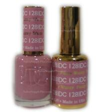 DND DC GEL - DUO SET (GEL + MATCHING LACQUER) - 128 FUZZY WUZZY