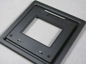 Hasselblad Phase One/Mamiya to Graflok Adapter Plate for 2x3