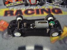 1/32 MB SLOT PAGANI ZONDA spring floating motor pod magnet inline chassis-used