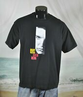Vintage 90s ELVIS Presley IS IN THE BUILDING Shirt XL Memphis TN RRHOF & Museum