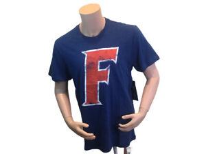 New Mens'47 Florida Gators blue Tee Shirt size Large