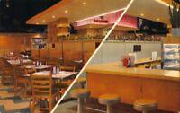 Postcard Interior of The Ambassador Cafe in Omaha, Nebraska~120101