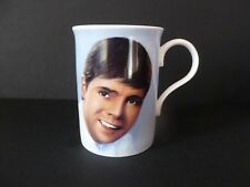 DANBURY MINT CLIFF RICHARD BONE CHINA BEAKER / MUG UNUSED NEW