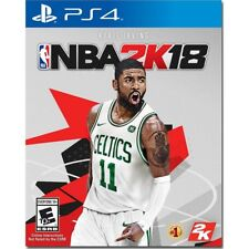 NBA 2K18 (PlayStation 4, PS4) Brand New Sealed