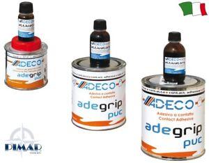 COLLA PER GOMMONI IN PVC (ZODIAC-ARIMAR-EUROVINIL) ADECO ''ADEGRIP''+ ATTIVATORE