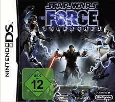 Star Wars: The Force Unleashed (Nintendo DS, 2008, Keep Case)
