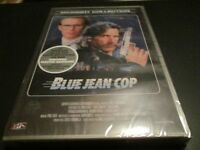 "DVD NEUF ""BLUE JEAN COP"" Peter WELLER, Sam ELLIOTT / James CLICKENHAUS"