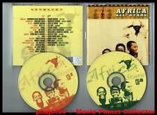 AFRICA ALL STARS : A.Kidjo,Zap Mama,Fela Kuti,C.Evora...  (2 CD) 29 Titres 2002