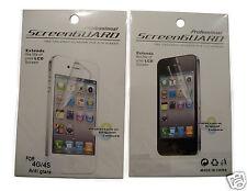 PROFESSIONAL SCREEN GUARD FOR I PHONE 4