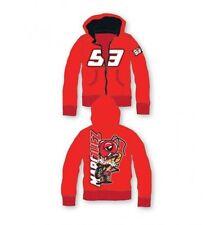 Sweats et vestes à capuche rouge pour garçon de 2 à 16 ans
