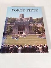U.S. MILITARY ACADEMY WEST POINT CLASS FORTY FIFTY REUNION BOOK