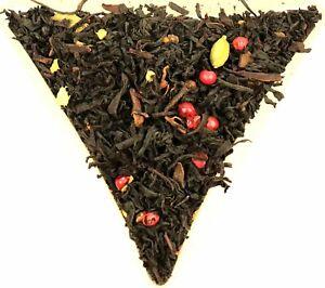 Nilgiri Chai  Black Tea Highest Pure Grade Loose Leaf Tea Indian Classic Spiced