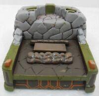 """GORMITI """"sedile/trono con trappola"""" usato cm. 11 x 9,5 x 5 h"""