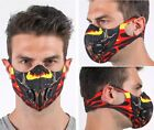 Latest Uniquely Designed Flames Style Gym Running Cycling Sports Unisex Face